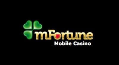 mFortune Casino Review Logo