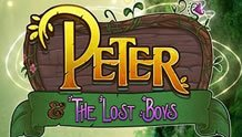 exclusive peter and the lost boys slot