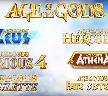 age of the gods at paddy power casino