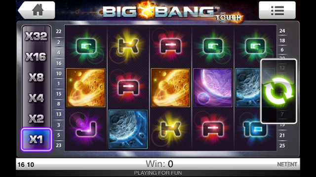 Big Bang Slot Review
