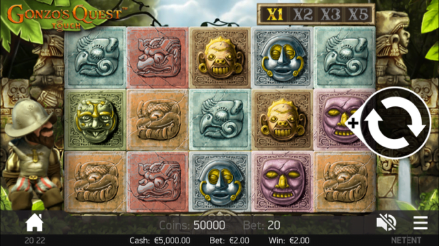 Gonzos Quest Slot Review