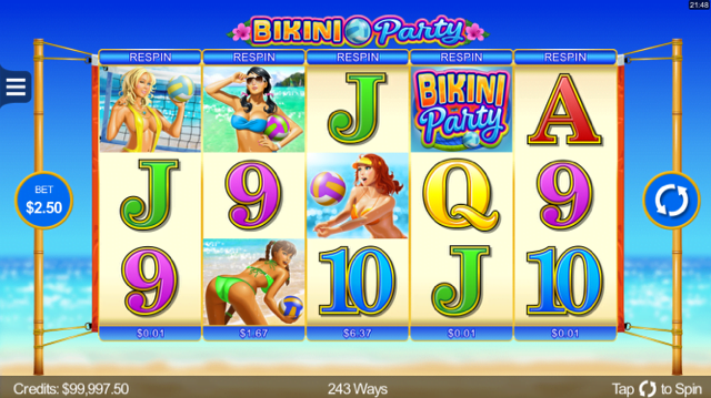 Bikini Party Slot Review