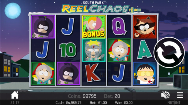 South Park Reel Chaos Slot Review