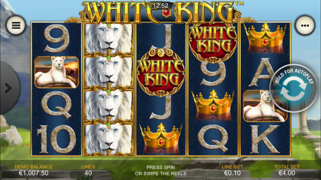 White King Slot Review