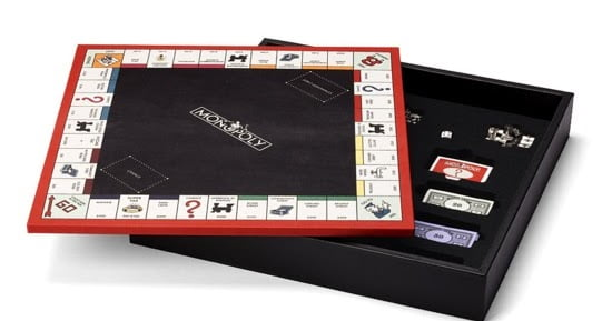 Win A Luxury Monopoly Board
