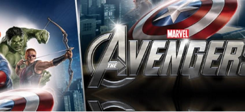 Avengers Free Spins