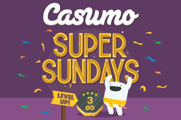 casumo super sundays