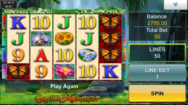 grand monarch slot review
