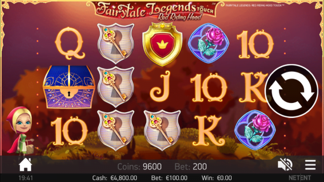 Fairytale Legends: Red Riding Hood Slot Game Review