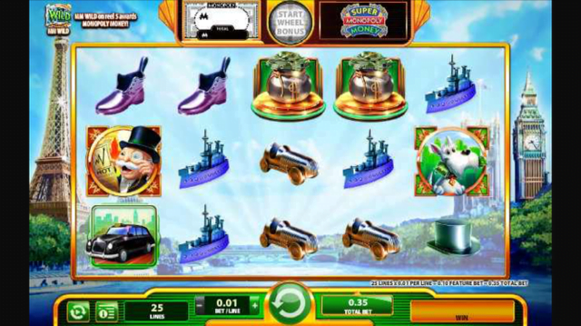 super monopoly money slot review