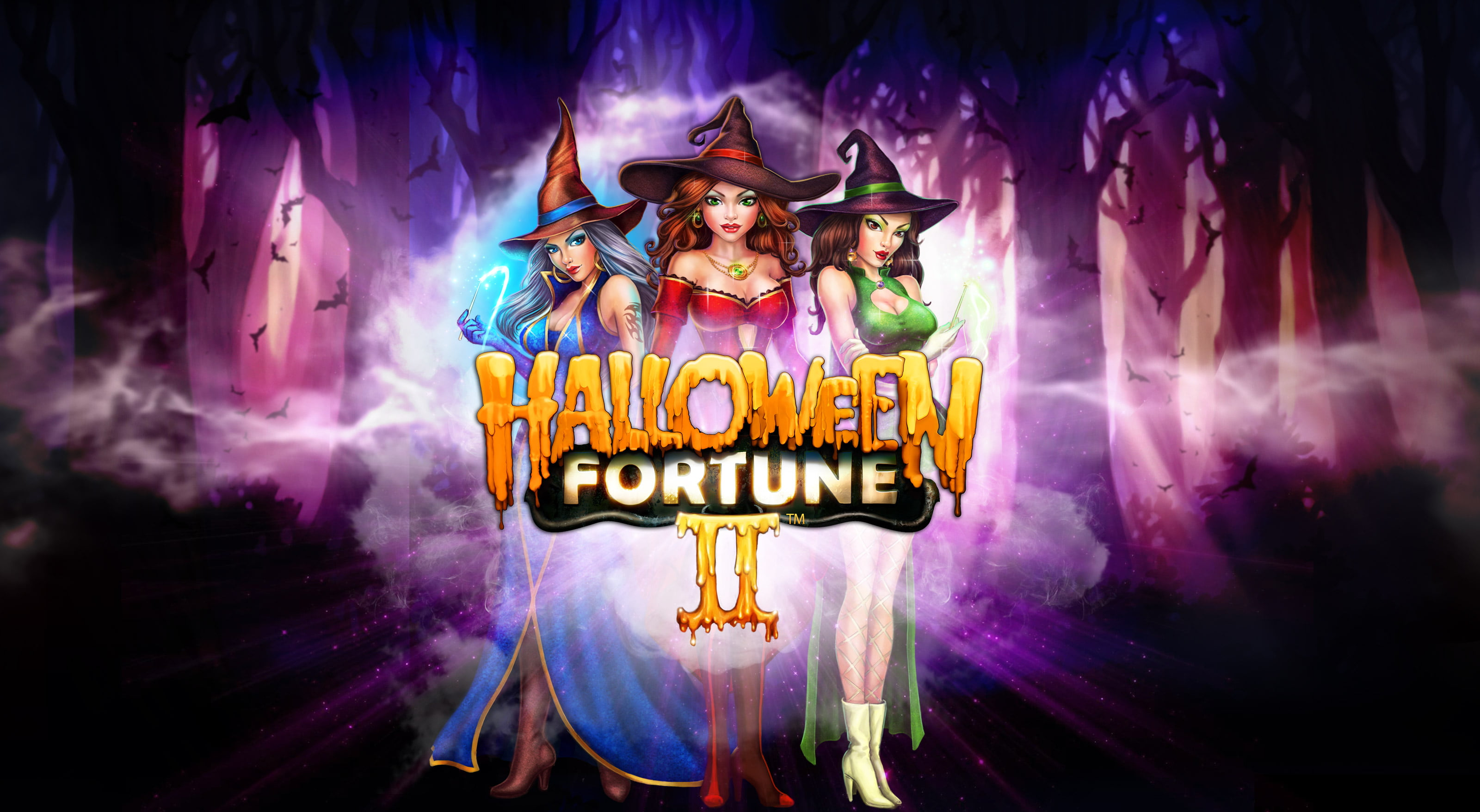 Play Halloween Fortune II slots at Casino.com New Zealand