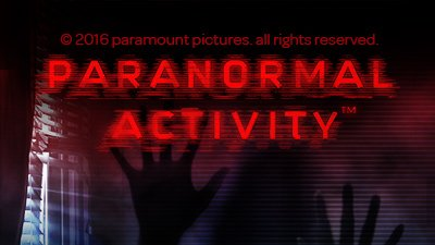 paranormal activity exclusively