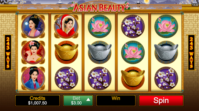 Asian Attraction Slot Machine - Review and Free Online Game