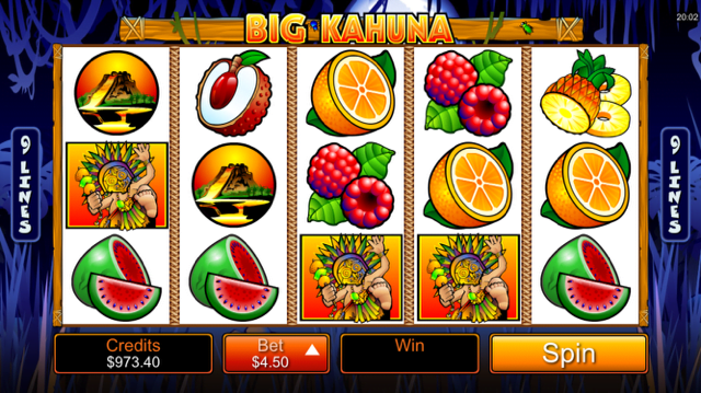big kahuna slot review
