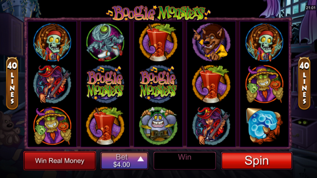 boogie monsters slot review