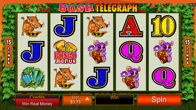 Bush Telegraph Slot Review