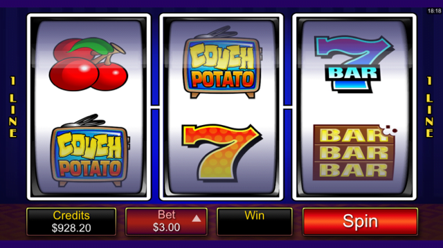 Couch Potato Slot Review