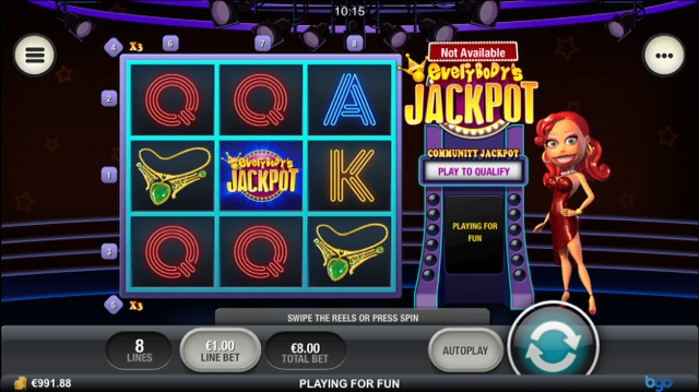 Slot machine jackpot games how to win the roulette online