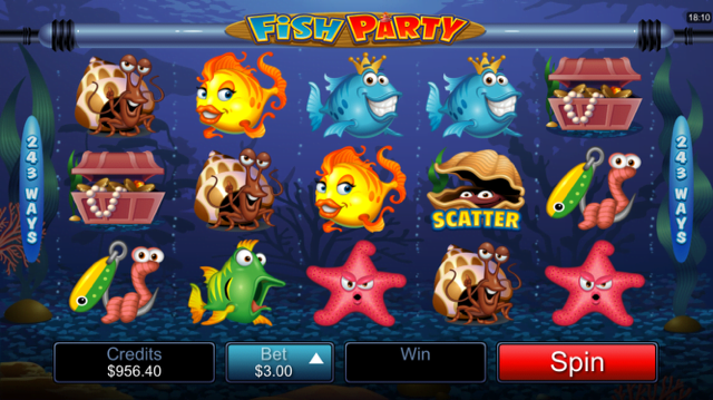 Fish Party Slot Review