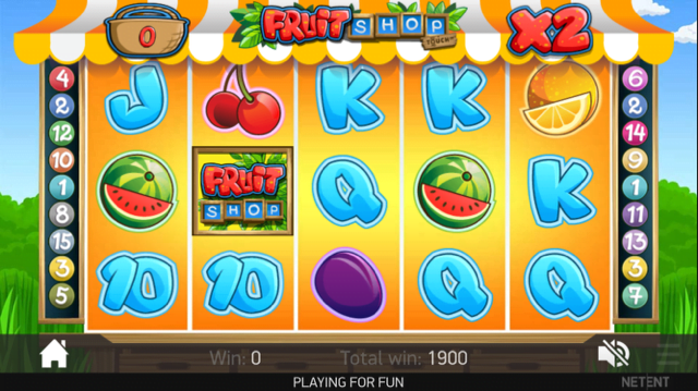 fruit shop slot review