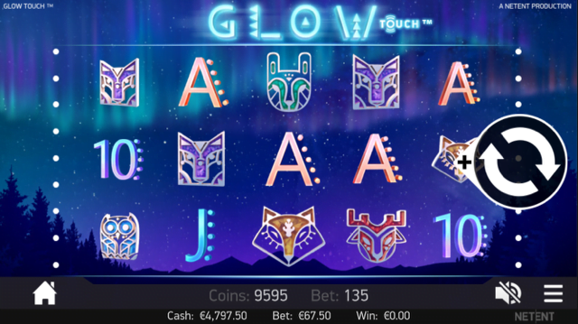 glow slot review