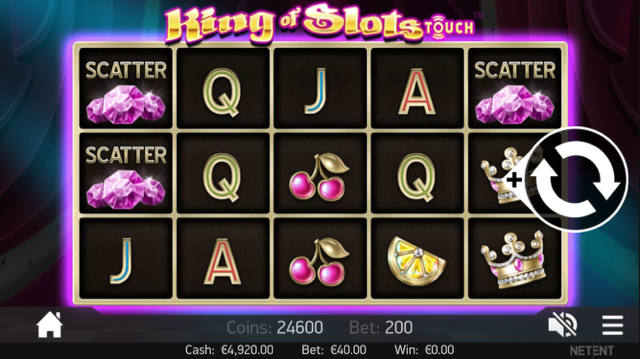 king of slots slot review