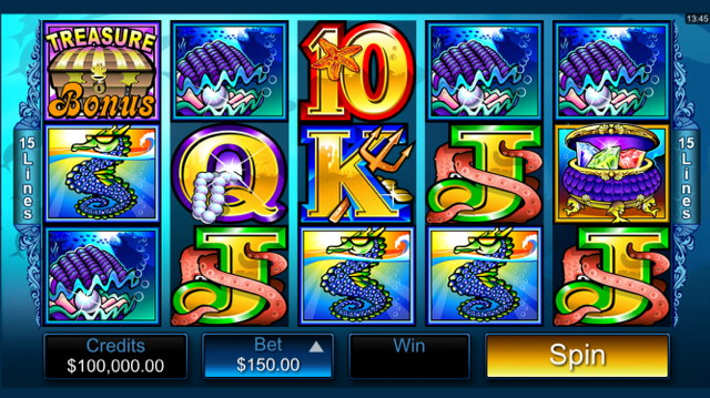 mermaids millions slot review