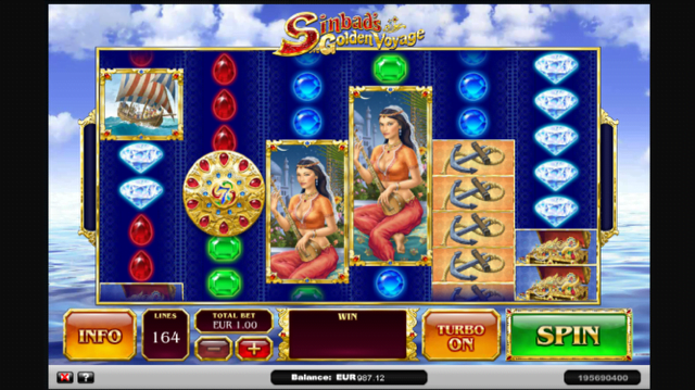 Sinbads Golden Voyage Slot Review