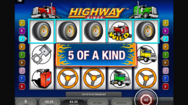 Highway Kings Slot Review