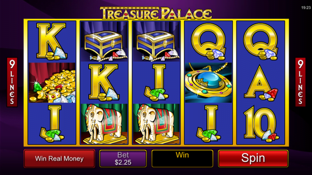 Treasure Palace Slot Review