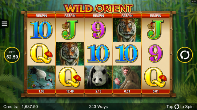 Wild Orient Slot Review