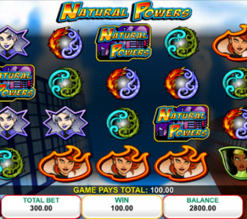 Natural Powers Slot Review