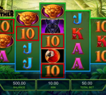 Prowling Panther Slot Review