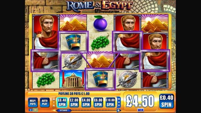 Rome Slot Machine - Read a Review of this 777igt Casino Game