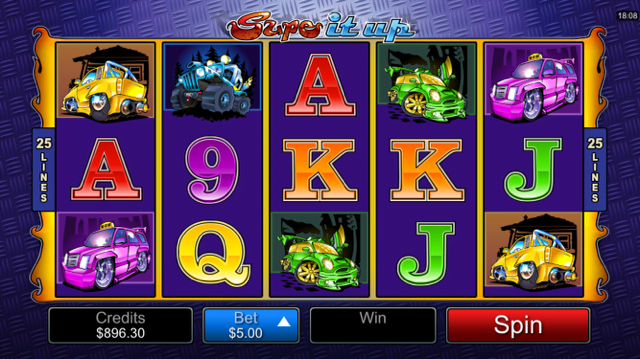 Supe It Up Slot Review