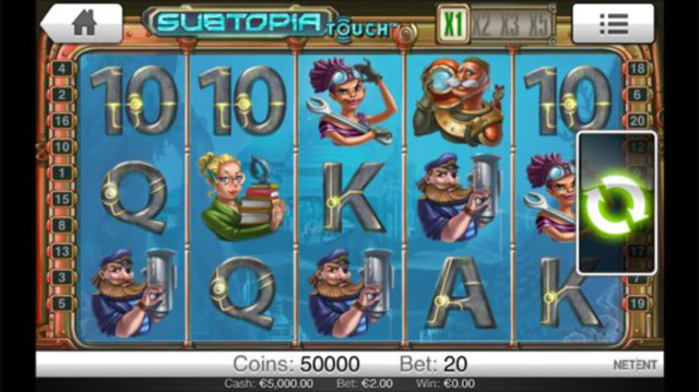 Subtopia Slot Review