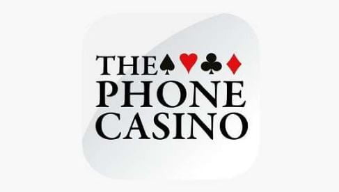 The Phone Casino Review Logo