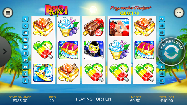 Beach Life Slot Review