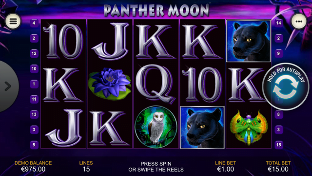 Panther Moon Slot Review