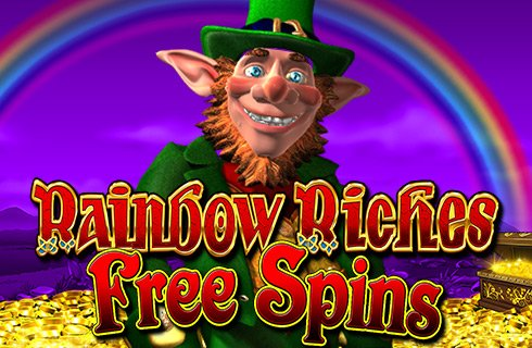 new barcrest rainbow riches