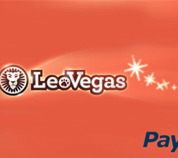 leovegas adds paypal