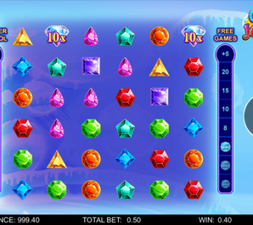 Cool Jewels Slot Review