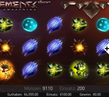 Elements The Awakening Slot Review