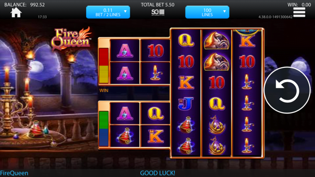 Fire Queen Slot Review
