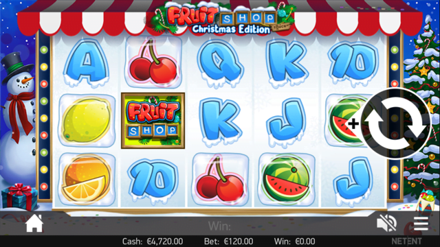 Fruit Shop Christmas Edition Slot Review