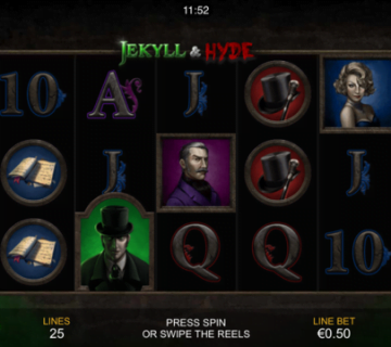 Jekyll and Hyde Slot Review