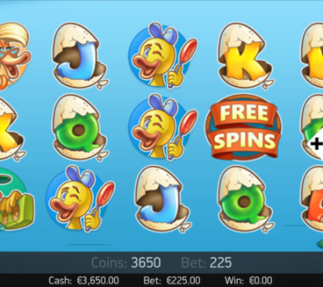 Scruffy Duck Slot Review