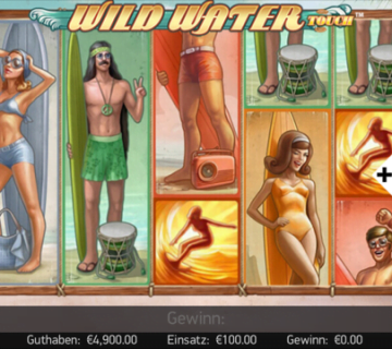 Wild Water Slot Review
