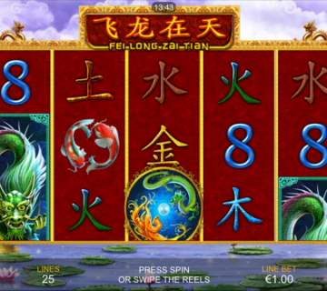 Fei Long Zai Tian Slot Review