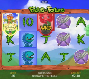 Fields of Fortune Slot Review